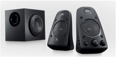 Logitech Z623 2.1 Multimedia Speaker
