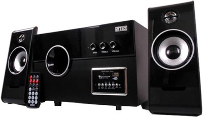 Intex IT 2475d Suf Multimedia Speakers Black, 1.13 Channel available at Flipkart for Rs.2245