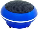 Divoom I Tour POP 1 Channel Portable Multimedia Speaker - Blue