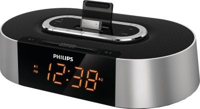 Philips AJ7030D/12 Docking Speakers with Clock Radio and Alarm