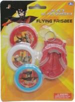 Impulse Spinning & Press n Launch Toys Impulse Kid Krrish Flying Frisbee