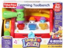 Fisher-Price Laugh & Learn - Learning Toolbench
