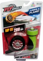 Fly Wheels Turbo Charger (Green)