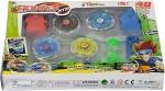 Tabu Spinning & Press n Launch Toys Tabu XTS Bey Blades