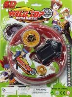 Parth Accessories 5d Wild Top With Stadium (Multicolor)