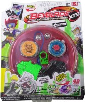 Krypton Beyblade Extreme Lighting Super Top Beyblade (Multicolor)
