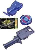 Takaratomy Beyblades Japanese Metal Fusion Battle Top #Bb76 Galaxy Pegasis Dx Set (Multicolor)