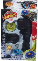 Shop & Shoppee Super Top Beyblade With Handle (Multicolor)
