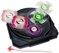 Massell King Bayblade Metal Top Blader With Stadium (Multicolor)