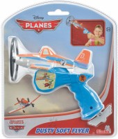 Simba Disney Planes Soft Flyer Dusty With Launcher (Multicolor)
