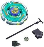 Saffire Spinning & Press n Launch Toys Saffire Tornado Spinner Attack Beyblade