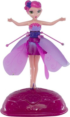 Shop Street Spinning & Press n Launch Toys Shop Street Flying Fairy Doll