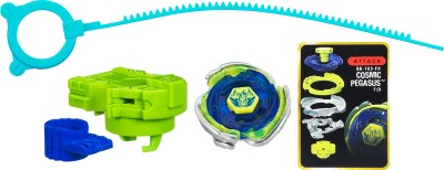 Buy Beyblade Metal Fury Cosmic Pegasus F:D: Spin Press Launch Toy