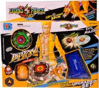 Mera Toy Shop Legend Fierce Battle Infernal Lord (Multicolor)