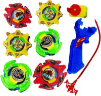Smart Picks Super Top 6 Bladers (Multicolor)