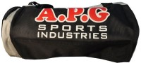 APG Top Gym Bag Black, Kit Bag