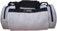 Triumph Pro-55-Pink Grey Multipurpose Bag (Grey, Pink, Backpack)