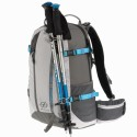 Quechua Forclaz 22 Air Backpack - Blue, Grey