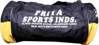 Priya Sports 2829a Duffel Kit (Yellow, Black, Kit Bag)