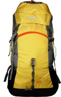 Mount Track Gear Up 9111YL 60 Ltrs (Yellow, Rucksack)