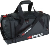 Kipsta Premium Duffel Bag (Grey, Kit Bag)