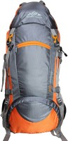 Mount Track Altitude Rucksack (Orange, Grey, Rucksack)