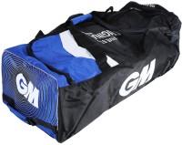 GM 5 Star Original Wheelie Kit Bag (Blue, Black, Kit Bag)