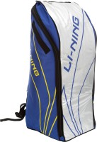 Li-Ning ABSJ402 Blue Kitbag (Blue, Silver, Kit Bag)