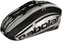 Babolat Team Line Holder 12 Kit Bag (Silver, Kit Bag)