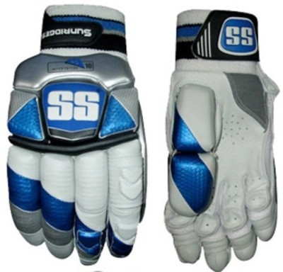 SS Limited Edition Batting Gloves (Men, White)