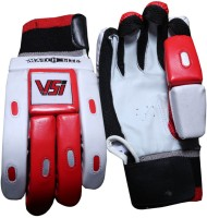 VSI Matchlite Batting Gloves (Free Size, Red)