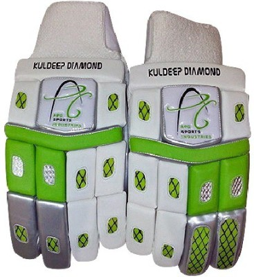 APG Kuldeep Special Batting Gloves (Men, Multicolor)