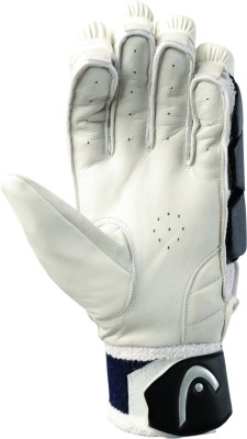 Head Trinity Batting Gloves (L, Black, White)