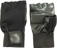 Protoner Club Gym & Fitness Gloves (Free Size, Black)
