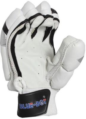 Blue dot blue Batting Gloves (Men, Multicolor)