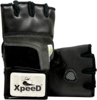 Xpeed Pro Handwraps Gym & Fitness Gloves (Free Size, Black)