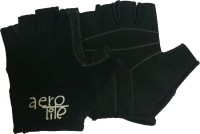Aerolite Pro Trainer- IStyle M1 Gym & Fitness Gloves (M, Black)
