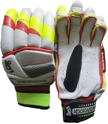 Kookaburra Menace 900 RH Mens Batting Gloves (L, Multicolor)