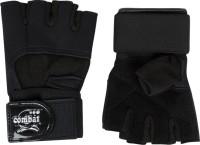 Combat Raider Gym & Fitness Gloves (S, Black)