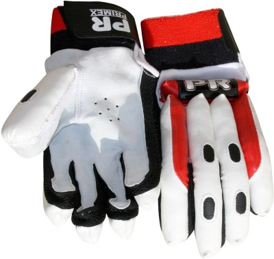 PR PRIMEX Batting Gloves (Free Size, White)