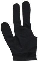X S Black Billiard Gloves (L, Black)