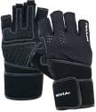 Nivia Sniper GG-988 Gym & Fitness Gloves - L, Black
