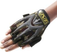 MECHANIX WEAR Fitness Gym & Fitness Gloves (XL, Black, Green)