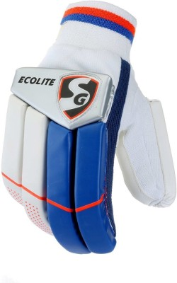 SG Ecolite Batting Gloves (M, Multicolor)
