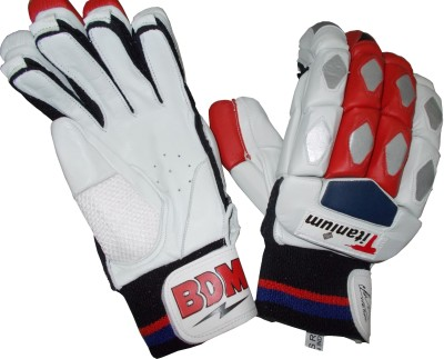 BDM Titanium Batting Gloves (Multicolor)