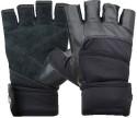 Nivia Pro Wrap(GG-921) Gym & Fitness Gloves - NA, Black