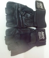 APG Pawan Top Gym & Fitness Gloves (Men, Black)