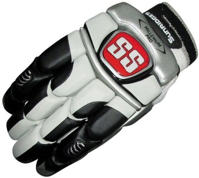 SS Millennium RH Men Batting Gloves (L, Multicolor)