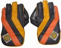 Real Mark Skipper Wicket Keeping Gloves (Men, Multicolor)