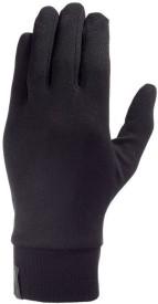 Quechua 8229542 Ski Gloves (XXL, Black)